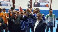 MURAT DURU - Kurumlar Arası Voleybol Turnuvası Tamamlandı