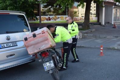 Malatya'da Trafik Kazası Açıklaması 1 Yaralı
