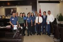 MUSTAFA YIĞIT - Manavgat'ta Başarılı Polisler Ödüllendirildi