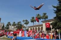 ATATÜRK KÜLTÜR MERKEZI - Mersin'de 19 Mayıs Kutlamaları 3 Gün Sürecek