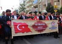 Milli Mücadelenin 100. Yılı Etkinlikleri Kortej Yürüyüşüyle Başladı
