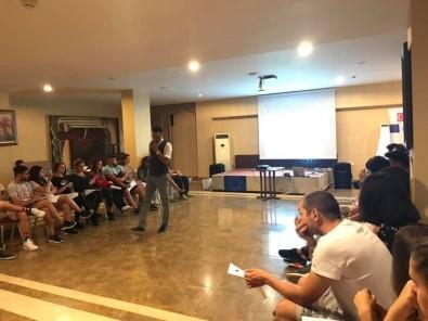 Muğla'da 'Gençlik Değişimi' Projesi Tamamlandı