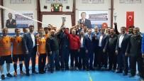 MURAT DURU - Nefes Kesen Final Maçında Şampiyon Ömer Mavi Oldu
