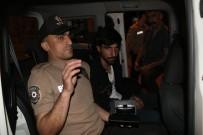 ÇıTAK - Otomobile Giren Hırsız Suçüstü Yakalandı