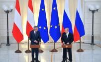 SOVYETLER BIRLIĞI - Putin Ve Avusturya Cumhurbaşkanı Bellen Bir Araya Geldi