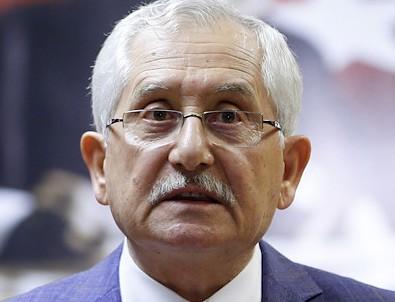 Sadi Güven'den İstanbul açıklaması