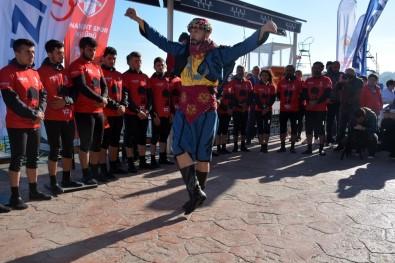 Samsun Büyükşehir Belediyesi Dragon Bot Takımı Sinop'a Ulaştı