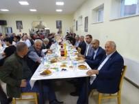 Sultansuyu Tarım İşletmesinde Emekliler İftarda Buluştu