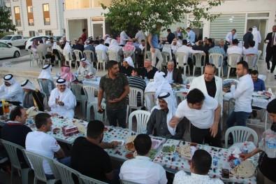 Suriyeli Aşiretler İftarda Buluştu