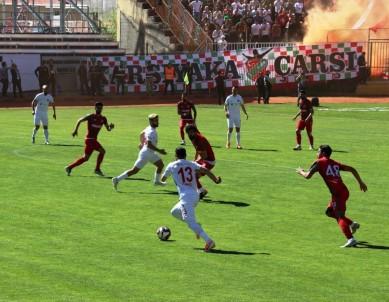 TFF 3. Lig Play-Off Açıklaması Van Büyükşehir Belediyespor Açıklaması 2 - Karşıyaka Açıklaması 1
