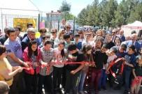 'Toprağa Özel Sevgi' Serası Açıldı