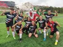 FUTBOL TAKIMI - Turgutlu'nun Kadın Futbol Takımı 2. Lig Yolunda