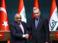 VEYSEL EROĞLU - Türkiye İle Irak Arasında Askeri İşbirliği Anlaşması