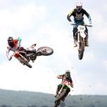 MOTOR SPORLARI - Uçan Motosikletler Çatalca'da