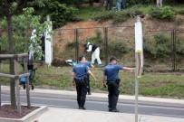OLAY YERİ İNCELEME - Ümraniye'de Şüpheli Paketten Bomba Çıktı