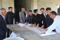 Vali Çağatay, OSB'de Gezi Ve İncelemelerde Bulundu