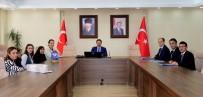 YASİN YUNAK - Vali Mustafa Masatlı Başkanlığında 'Damal Bebeği Projesi' İle İlgili Toplantı Yapıldı