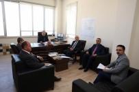 Vali Pehlivan, Mayıs Ayı Yönetim Kurulu Toplantısına Başkanlık Etti