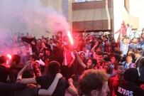 GÜVENLİK ÖNLEMİ - Van Büyükşehir Belediyespor'un Final Coşkusu