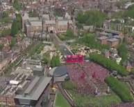 AJAX - Ajax Şampiyonluğunu 100 Bin Kişiyle Kutladı
