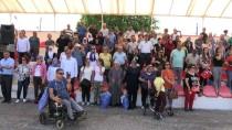 BEDENSEL ENGELLİ - Antalya'da Engellilerin Bir Günlük Askerlik Sevinci
