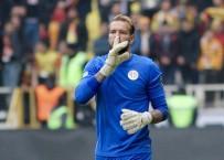TARIK ÇAMDAL - Antalyaspor'da İstikrarın Adı Boffin