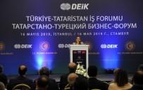 Ruhsar Pekcan - Bakan Pekcan Açıklaması 'Tataristanlı Firmaların Yatırımlarını Desteklemeye Hazırız'