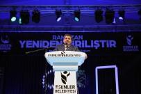 Başkan Göksu, 'Dava Adamlığını Muhsin Yazıcıoğlu'ndan Öğrendik'