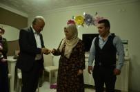 Başkan Şahin, Önce Kız İstedi Sonra Yüzükleri Taktı