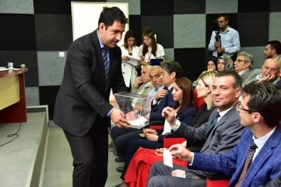 Bayırköy Ve Söğüt Belediye Başkanları Türkiye Belediyeler Birliği Meclisinde