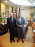 Belediye Başkanı Çatal'dan, Bahçeli'ye Ziyaret