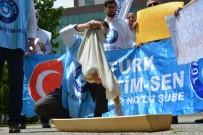 SKANDAL - BTÜ'de Arpalı Protesto