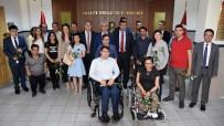 ADALET KOMİSYONU - Çolak Açıklaması 'Engelleri Kaldırarak Yaptığınız Çalışmalarla Gurur Duyuyoruz'
