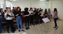 ORKESTRA ŞEFİ - Devlet Konservatuvarı Gençlik Korosu'ndan 19 Mayıs'a Özel Konser