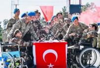 Engelli Bireylerin Bir Günlük Asker Olma Sevinci