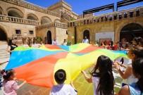 Engelli Öğrenciler Mardin Müzesi'ni Gezdi