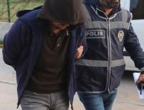 Firari eski emniyet müdürü Sakarya'da yakalandı!