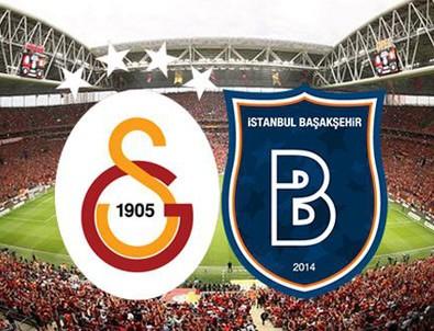 Galatasaray - Başakşehir maçının hakemi Cüneyt Çakır!