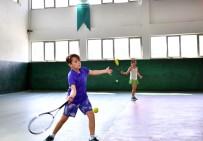 ERTUĞRUL SAĞLAM - Genç Tenisçiler Profesyonelleri Aratmadı