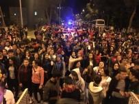 Gördes'te Milli Mücadelede 100. Yıl Gençlik Yürüyüşü Yapıldı