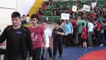 Güreş Açıklaması Minik Erkekler Grekoromen Grup Müsabakaları