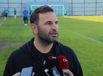 ALANYASPOR - 'İkinci Yarının En Başarılı İki Takımı Sahada Olacak'