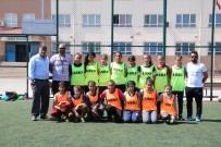 FUTBOL TAKIMI - Kahramanmaraşlı Kızların Hedefi Şampiyonluk