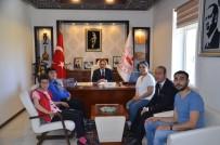 Kaymakam Demirkol'a 'Engelliler Haftası' Ziyareti