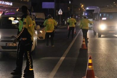 Kocaeli'de 119 Polisle Şok Trafik Denetimi