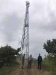 Lapseki'de Köylere Baz İstasyonu Kuruluyor