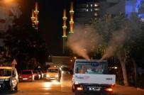 Mersin Büyükşehir Belediyesi'nden İlaçlama Açıklaması