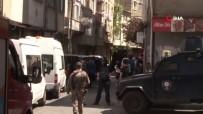 POLİS HELİKOPTERİ - Okmeydanı'nda Hava Destekli Terör Operasyonu Düzenlendi