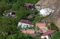 Ordu'da Heyelan Bir Mahalleyi Yok Etti Açıklaması 15 Ev Yıkıldı