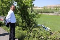 GÜVENLİK ÖNLEMİ - (Özel) Kurtulduğuna Sevinmedi, Otomobiline Üzüldü